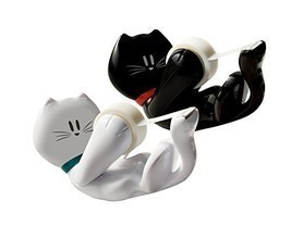Kitty Tape Dispenser, 1quot; Core for 1/2quot; and 3/4quot; Tapes - £10.98 GBP