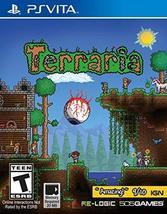 Terraria - PlayStation Vita [video game] - $15.19