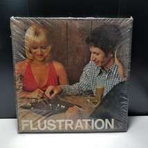 Flustration 1974 Reiss Board Game Style 271-700  Sealed - £27.19 GBP