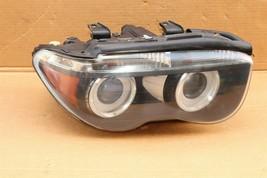 02-05 BMW E65 E66 745 750i 760i Xenon HID AFS Adaptive Headlight Pssngr Right RH image 1