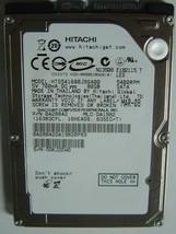 "NEW 80GB HTS541680J9SA00 Hitachi SATA 2.5"" 9.5MM hard drive Free USA Shipping"