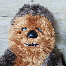 Star Wars Chewbacca Build a Bear Wookie w/ Sound Plush Stuffed Animal 21... - $19.34