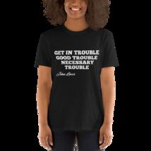 Good Trouble John Lewis T-shirt / Good Trouble T-shirt / John Lewis T-Shirt image 3
