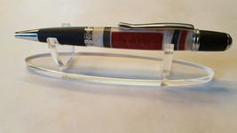 Red, White, and Blue Gisi Style ball point pen - $25.00