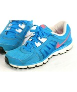 Nike Womens Dual Fusion ST2 Running Athletic Shoes Blue 454240-402 Size 8 - $29.88