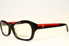 New Authentic Tory Burch TY2037 510 Havana Eyeglasses Frame Ty 2037 Rx 49-15 - $147.51