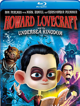 Howard Lovecraft And The Undersea Kingdom (Blu-ray + DVD)