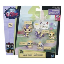 LPS Littlest Pet Shop Surprise Families #47-#51 and #52-#56 - $40.19