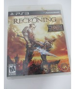 Kingdoms of Amalur Reckoning Sony PlayStation 3 Game PS3 Complete No Scr... - $9.99