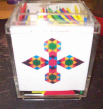 Tri-Mosaic Mosaic Dice Game image 3
