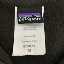 Patagonia Womens Size M Jacket Fleece Fiull Zip Long Sleeve Athleisure A32-4 image 3
