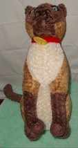 "Disney's The Incredible Journey Tao Cat 12"" Stuffed Animal Plushie - $9.89"