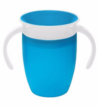 Munchkin 7oz Miracle 360° Trainer Cup Blue - $12.78