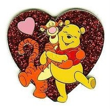 Tigger and Pooh Heart Hug from UK Authentic Disney Pin - $89.99