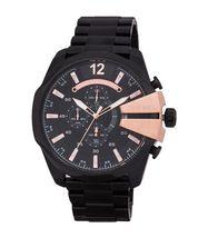 Diesel Mega Chief DZ4309 Chronograph Wrist Watch for Men - $143.89 CAD