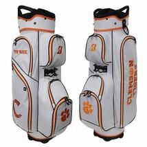 MNA-1129002 Bridgestone NCAA Golf Cart Bag-Clemson - $215.47