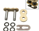 520H Heavy Duty Chain Connecting Master Links With O-Ring For Motorcycle Dirt Bi