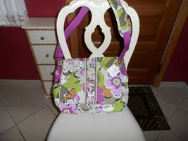 Vera Bradley messenger baby bag in Portobello Road  - £46.66 GBP