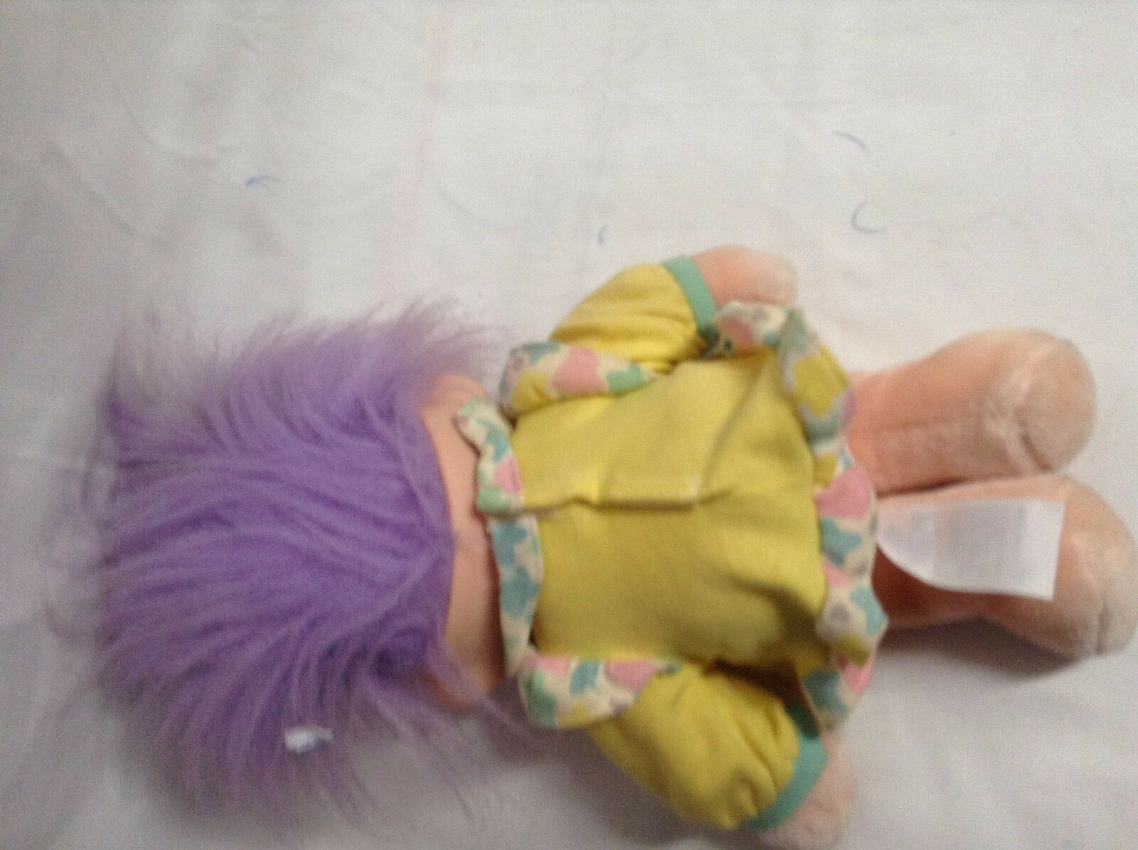 "Applause Magic Trolls Doll Vintage CPK 12"" tall Cabbage Patch Kids"