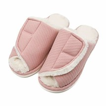 Women's Extra Wide Diabetic Slippers, Swollen Foot Plantar Fasciitis Ort... - $30.93