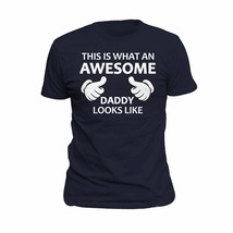 Awesome Daddy Shirt - This is What an Awesome Daddy Looks. New - $19.75+