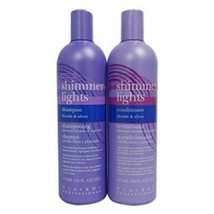 Clairol Shimmer Lights 16 oz. Shampoo + 16 oz. Conditioner (Combo Deal) ... - $33.00