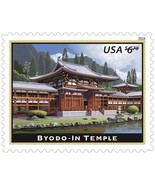 2018 $6.70 Byodo-In Temple, Priority Mail Scott 5257 Mint F/VF NH - €9,09 EUR