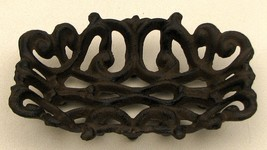 Rust Cast Iron Soap Dishes Set of 2 - $9.88