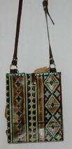 Rustic Kaos Crossbody Purse Aztec Print Adjustable Strap image 3