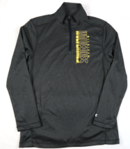 Michigan Wolverines Men's Wind Shirt Champion 1/4 Zip Pullover NCAA Lightweight