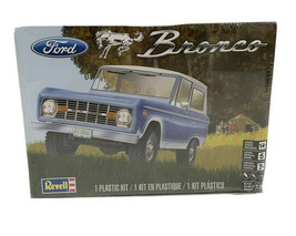 Revell 1966 to 1977 Ford Bronco 1:25 Scale Plastic Model Kit BRAND NEW S... - $24.99