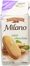 Pepperidge Farm Mint Milano Cookies, 7-ounce bag - $9.99