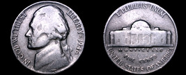 1946-P Jefferson Nickel - $1.25
