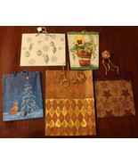 Lot of 5, Brand New! Large Size Gift Bags (Lindy Bowman, Crystal, Voila,... - $9.95