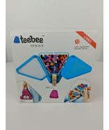 Fat Brain Toy Co Teebee Activity Play Storage Box Brick Plate Tray Magen... - $39.59