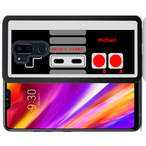 PERSONALIZED RUBBER CASE FOR LG G7 G6 G5 G4 RETRO VIDEO GAME CONTROLLER - $11.98
