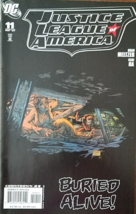 DC #11: Justice League of America: Buried Alive. September 2007 - $1.95
