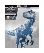 Jurassic World: Fallen Kingdom Steelbook (4K Ultra HD + Blu-ray) - $24.95