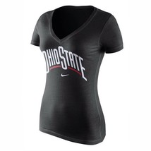 Ohio State Buckeyes Football Nike NCAA Women's XL Wordmark Logo T-Shirt $26 - $20.80