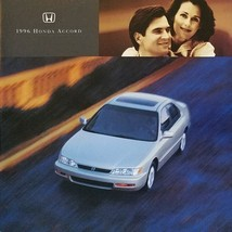 1996 Honda ACCORD sales brochure catalog US 96 LX EX V6 Wagon - $8.00