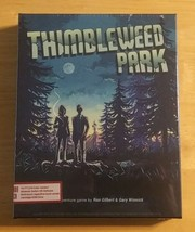 Thimbleweed Park Collector's Edition Adventure Video Game, Nintendo Swit... - $174.95
