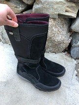 Merrell Women's Black Performance Winter Boots Select Dry Size 7.5 EUC - $46.54