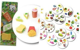 Japanese Erasers for Kids Prizes for Kids Cute Erasers Classroom Prizes ... - $7.25