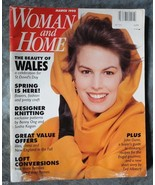 Woman and Home * March 1990 - $1.75