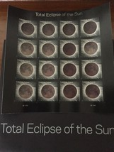 Stamps Solar eclipse -  usps 2017 issue first of its kind! - $15.00
