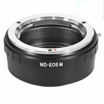 Minolta MD MC mount lens to Canon EOS M M2 EF-M mount camera adapter - $25.02