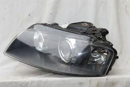 06-08 Audi A3 Xenon HID Headlight Head Light Lamp Driver Left LH POLISHED image 1