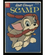 Scamp #12 VG/F 1959 Dell Comic Book - $9.79
