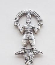 Collector souvenir spoon christmas 1993 nutcracker toy soldier figural repousse  1  thumb200