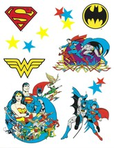 Roommates Justice League Wall Decal Set RMK3869SS